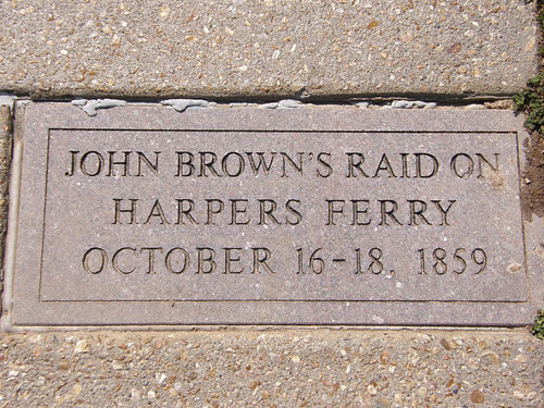 John Brown's Raid on Harpers Ferry, Oct. 16-18, 1859