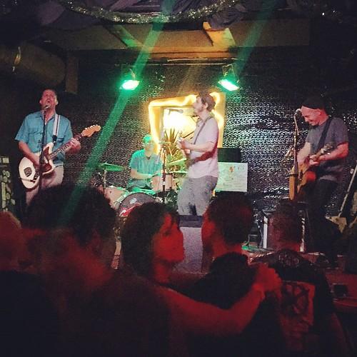 Vic Ruggiero, Jesse Wagner & Kepi Ghoulie. #concerts #sanfrancisco