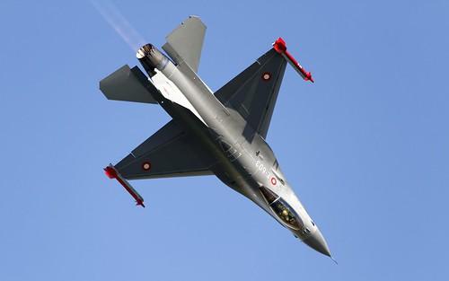 Danish F-16AM