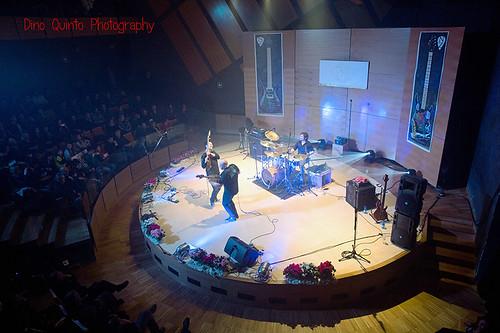 NZB - Neil Zaza Band Live @t Auditorium E. fermi - 27-3-2015 Celano-AQ - Italy 27-03-2015