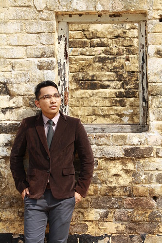 Portrait with xternal Sunpak 888AFZ