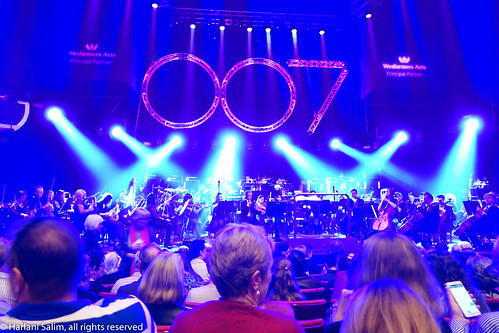 WASO The Music of James Bond