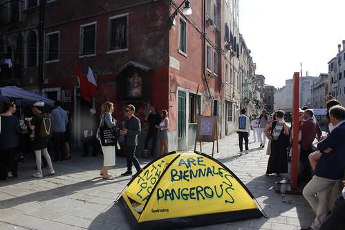 Launch of COPENHAGEN ULTRACONTEMPORARY BIENNALE @ Venice Biennale