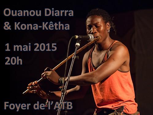 ouanou & kona kêtha