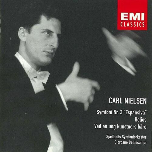 Symfoni Nr. 3 Espansiva Helios Ved En Ung Kunstners Bare Carl Nielsen Parlophone Label Group