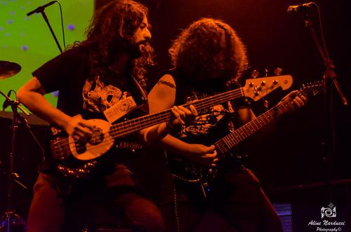 Coroner - Live Clash Club - 21-04-2015