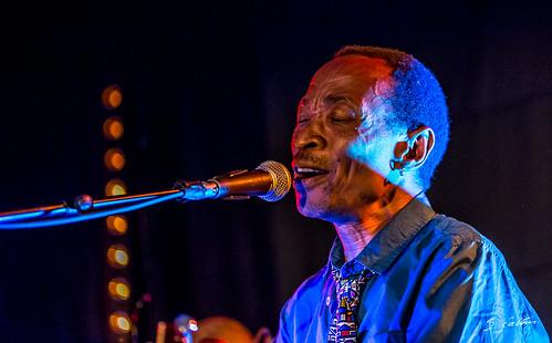 Concert de Sam Tshabalala à Strasbourg 6/11