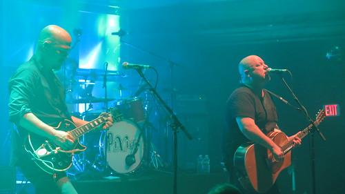 Pixies - Black Francis (Charles Michael Kittridge Thompson IV), David Lovering, Joey Santiago & Paz Lenchantin