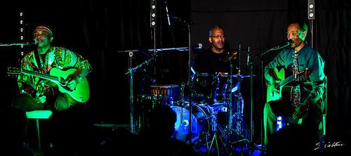 Concert de Sam Tshabalala à Strasbourg 2/11