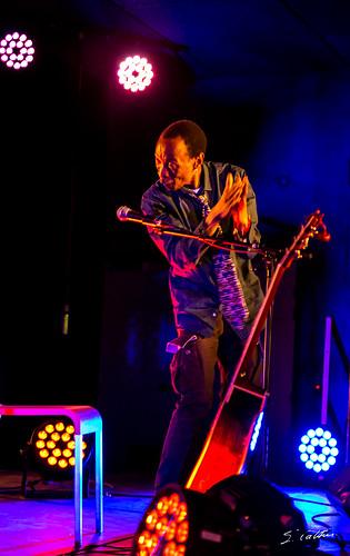 Concert de Sam Tshabalala à Strasbourg 3/11