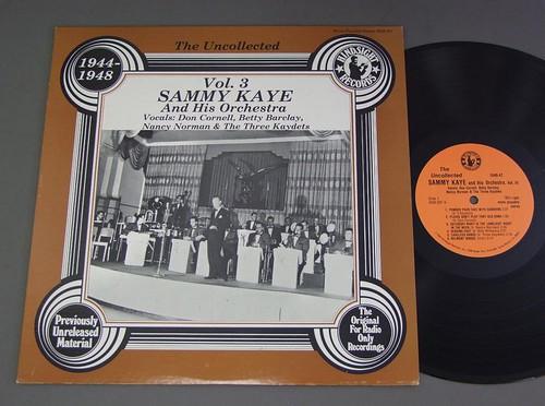 SAMMY KAYE AND HIS ORCHESTRA/1944-48 US HSR207
