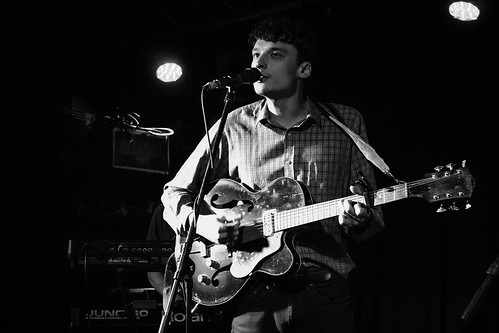 Elison Jackson @ The Ballroom at The Outer Space, 9/30/16