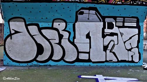 Den Haag Graffiti DAZR & XTRACT
