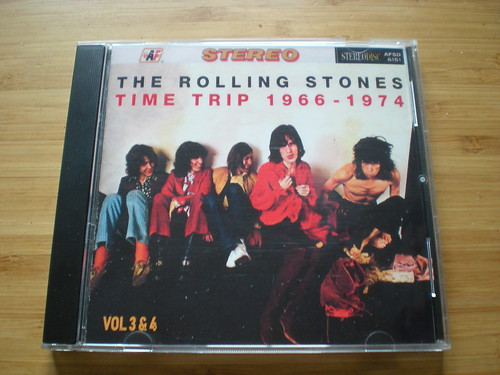 THE ROLLING STONES - 'Time Trip' Vol 3&4 Studio Demos, Outtakes and Live 1966-74 (SBD)
