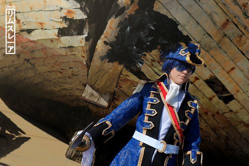 Capitaine Kaito - Vocaloid