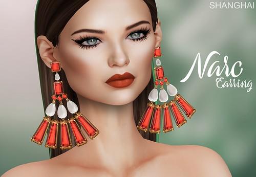- shanghai - Narc Jewelry - VANITY EVENT!