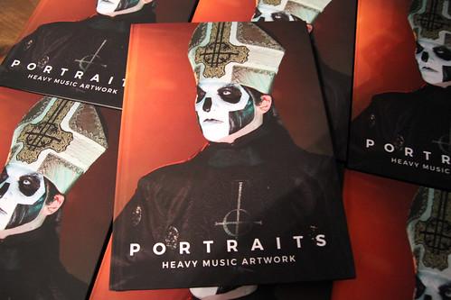 Portraits - Heavy Music Artwork