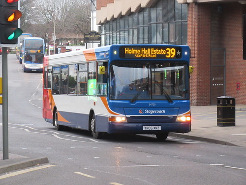 Stagecoach in Chesterfield - 34720