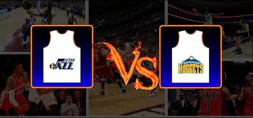 Utah Jazz-Denver Nuggets Jan 23 2019