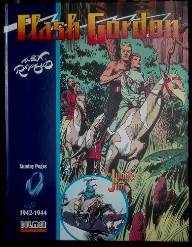 Flash Gordon / Jungle Jim 1942-1944