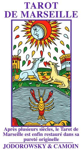 Tarot de Marseille de Alexandro Jodorowsky