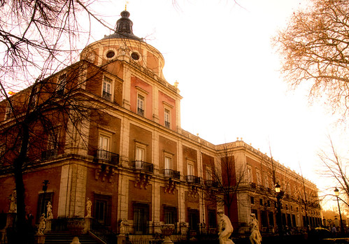PALACIO REAL DE ARANJUEZ, MADRID 8981 2-3-2019