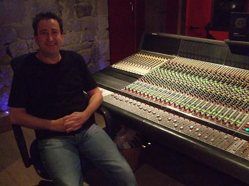 Stevie McLardie - Shine on (production photos) 82