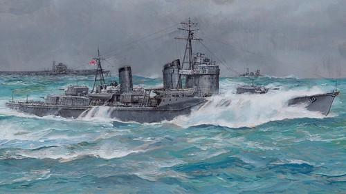 1941 Destructor  Kagero rumbo a Pearl Harbor - Paul Wright
