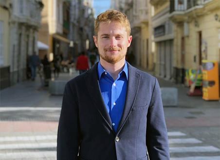 Eduardo Jesús Rovira - Candidato a la Alcaldía de Cádiz