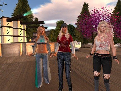 Lala , Kaboogie and Val