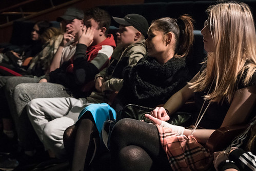 Bartek Turzyński / Świetlice Artystyczne w Teatrze Nowym Kokolobolo, czyli opowieść o przypadkach Ślepego Maksa i Szai Magnata / 28.02.19