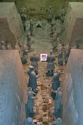 China - Xian - Terracotta Army - 341