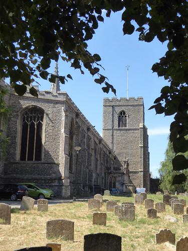 St Mary's, Bury St Edmunds