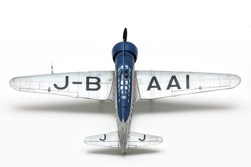 Mitsubishi Ki-15 Karigane : The original Kamikaze
