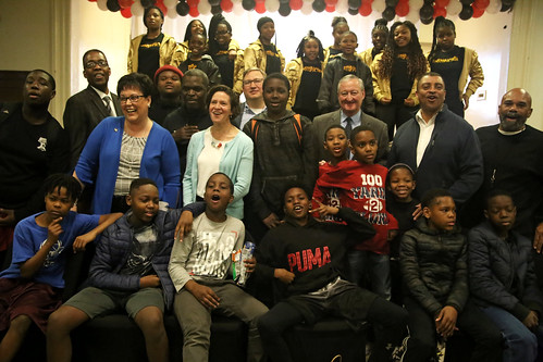 Cecil B. Moore Rebuild Community Kickoff Event