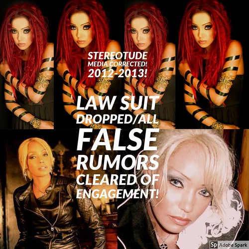 Lawsuit Dropped & FALSE RUMORS CLEARED In a (2012-2013) IN a HIGH PROFILE LEGAL BATTLE CASE