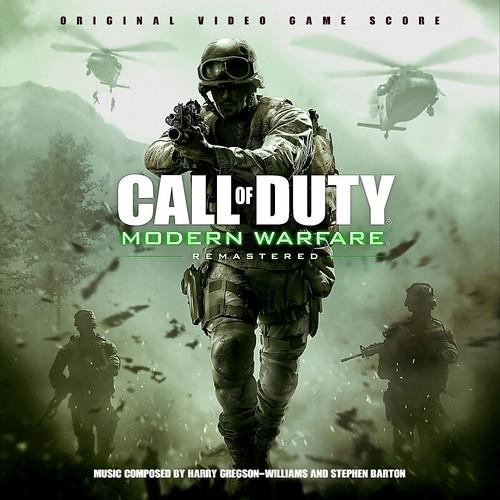 Call of Duty: Modern Warfare Remastered by Harry Gregson-Williams & Stephen Barton