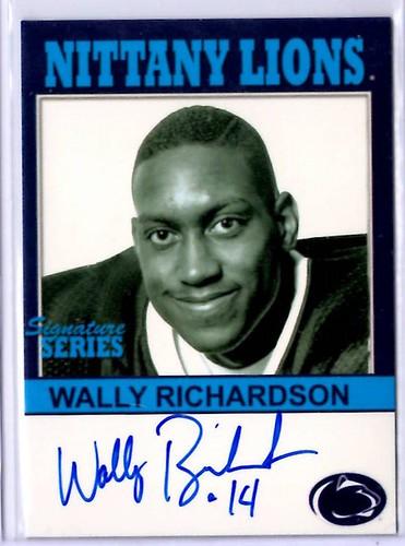 Wally Richardson