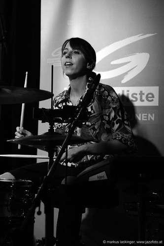 Catharina Priemer: drums