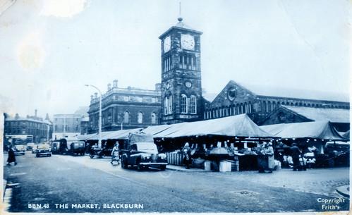 Blackburn - The Market