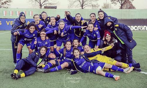 Chievo Valpo-Hellas Verona Women 0-1, è salvezza per le gialloblù di Di Filippo!!!