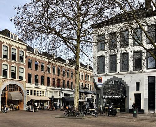 De Oude Binnenweg in Rotterdam.
