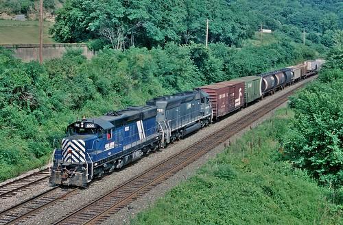 IMRL 602 in Dresbach, Minnesota on July 20, 1997.