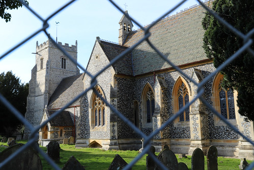 St Mary, West Tofts, Norfolk