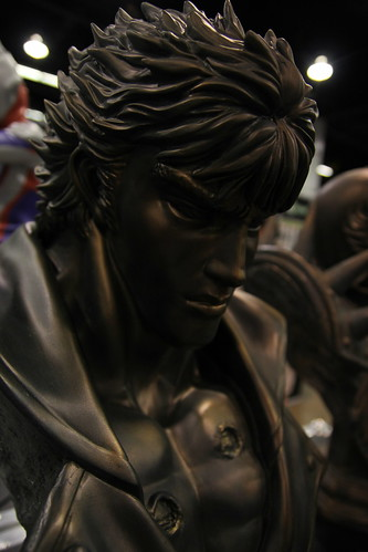 WonderCon 2019 - Kenshiro [Fist of the North Star] statue