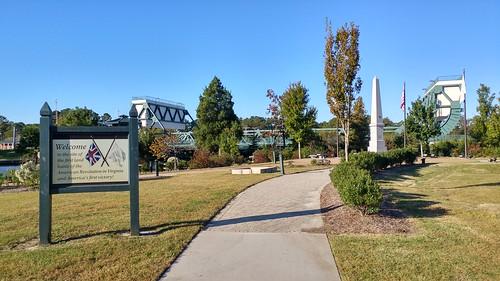 Great Bridge Battle Site, Chesapeake, VA