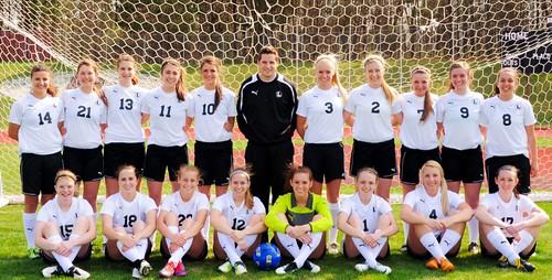 2011-2012 Varsity Girls Soccer