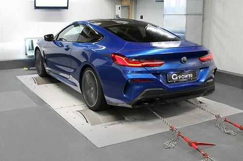 Η G-Power βελτιώνει την M850i, καθιστώντας την M8 περιττή #bmw #BMWM850i #BMWM850ixDrive #downpipes #exhaust #gpower #M8 #M850i #stage1 #stage2 #tuning #Twinturbo #V8 #xDrive source: @autoblog_gr http://bit.ly/2R9A6Zk