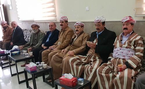 Sersaxî ji bo xuşk û birayên me yên Kurdên Êzidî