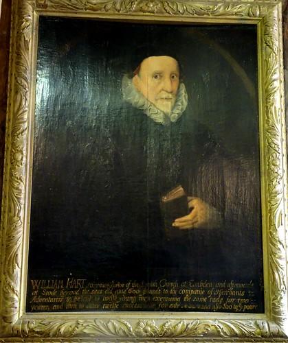 [73667] York : Merchant Adventurers' Hall - Rev William Hart